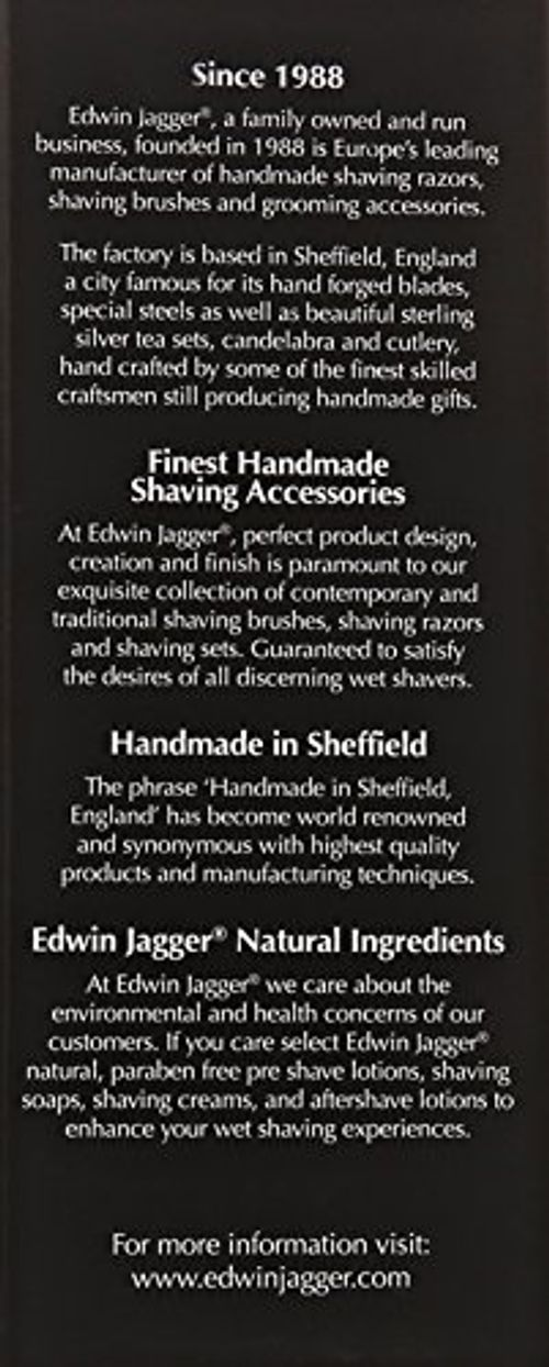 photo Wallpaper of Edwin Jagger-Edwin Jagger Kelvin Chrome   Maquinilla De Afeitar Para Hombre, Color-Plateado