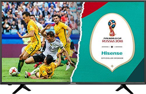 photo Wallpaper of Hisense-Hisense H43NEC5205 108 Cm (43 Zoll) Fernseher (Ultra HD, Triple Tuner, Smart-Schwarz
