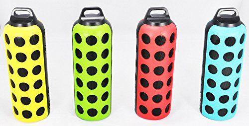 photo Wallpaper of Elive-Bluetooth 4.0 Outdoor Sport Lautsprecher, Spritzwassergeschützt, Mit Kabelloser Musikübertragung über Bluetooth Oder-orange