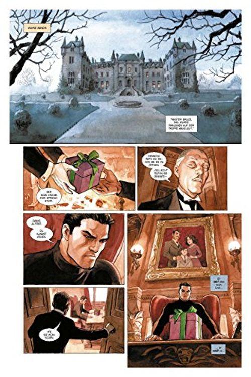 photo Wallpaper of -Batman: Der Dunkle Prinz: Bd. 1 (von 2)-