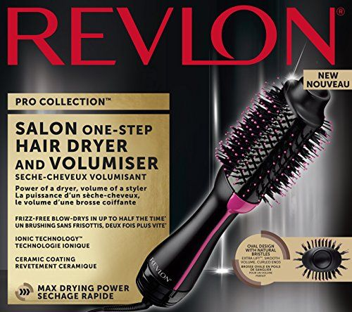 photo Wallpaper of Revlon-Revlon Pro Collection Salon One Step   Secador Y Volumizador De Pelo-