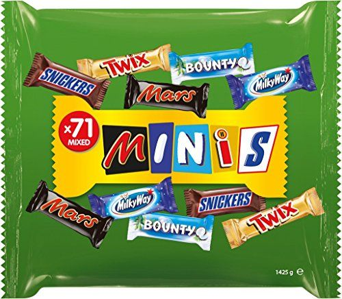 photo Wallpaper of Mixed Minis 1425g-Mixed Minis, 1 Packung (1 X 1,425 Kg)-