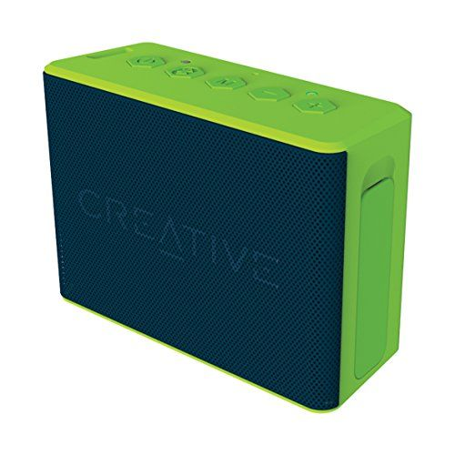 photo Wallpaper of Creative-Creative MUVO 2c   Leistungsstarker, Kompakter, Wetterfester Wireless Bluetooth Lautsprecher (für-grün