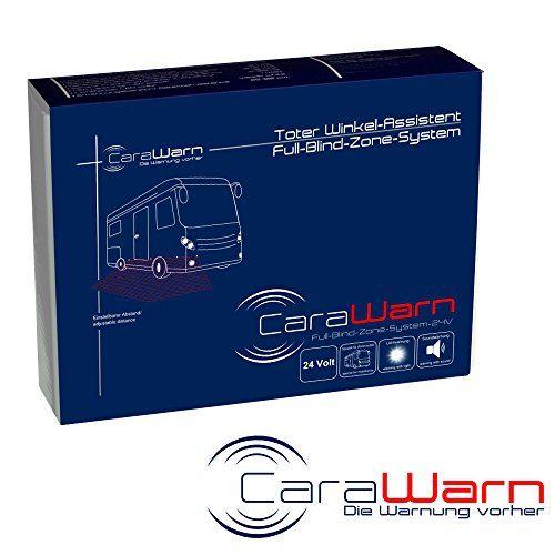 photo Wallpaper of CaraWarn-CaraWarn Toter Winkel Assistent Und Seitenwarnsystem | Speziell Für Wohnmobile Mit Einer 24 Volt-Schwarz