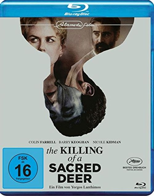 photo Wallpaper of Alamode Film-The Killing Of A Sacred Deer [Blu Ray]-