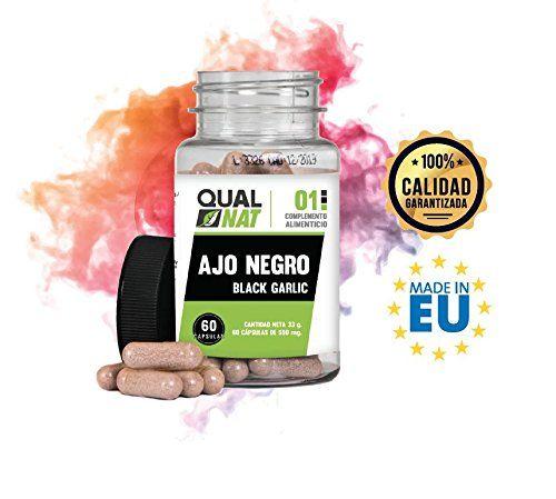 photo Wallpaper of QUALNAT-Ajo Negro Para Fortalecer Y Aumentar Las Defensas   Suplemento Alimenticio A Base-