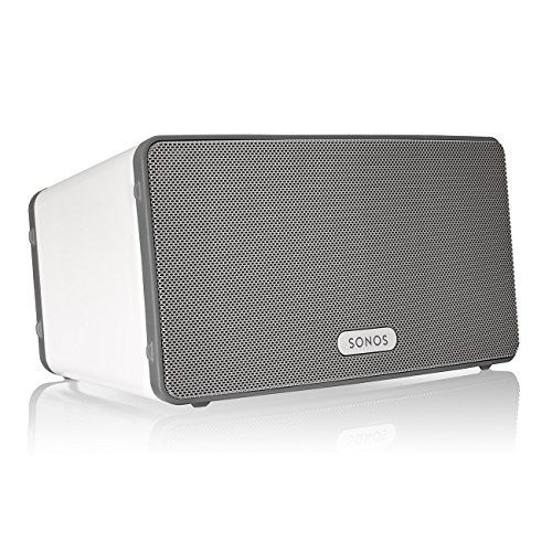 photo Wallpaper of Sonos-Sonos PLAY:3 WLAN Speaker Für Musikstreaming (Weiß)-weiß