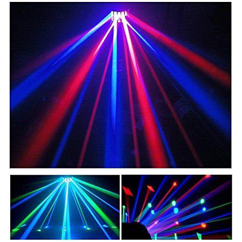 photo Wallpaper of SOLMORE-SOLMORE LED PAR Licht Disco Lichteffekte PA Licht RGB 3 Modus-Schwarz
