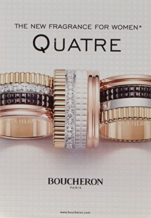 photo Wallpaper of Boucheron-Boucheron 55838 Quatre Agua De Perfume   100 Ml-