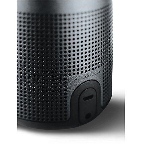 photo Wallpaper of Bose-Bose ® SoundLink Revolve Bluetooth Lautsprecher Schwarz-schwarz