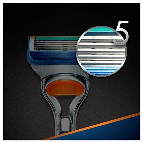 photo Wallpaper of Gillette-Gillette Fusion   Recambio De Maquinilla De Afeitar Para Hombre, 8 Recambios-