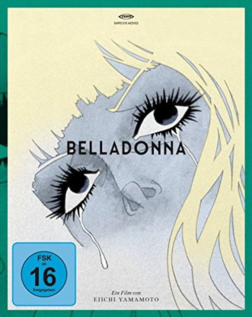 photo Wallpaper of -Belladonna Of Sadness (OmU)   4K Restaurierte Fassung [Blu-