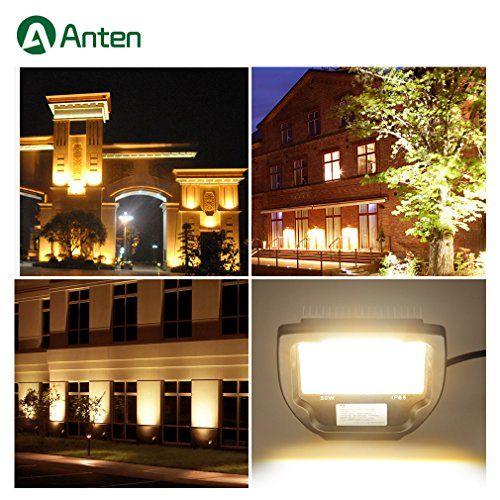 photo Wallpaper of Anten-Anten LED Fluter Strahler 70W Warmweiß Flutlicht IP65 Wasserdichte 5600 6000LM-warmweiß_70W