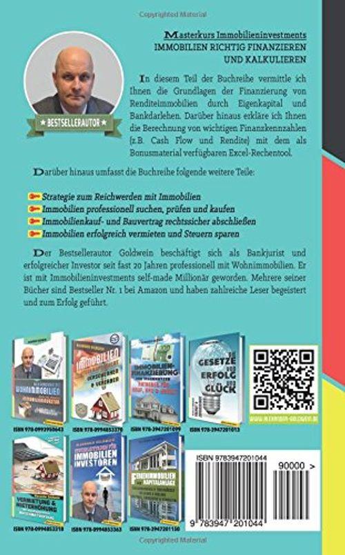 photo Wallpaper of -Immobilien Richtig Finanzieren Und Kalkulieren: Masterkurs Immobilieninvestments-
