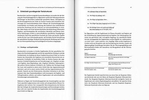 photo Wallpaper of -Spitzenklausuren Im Assessorexamen: Sprachliche Strukturen Und Grundlagen Der Klausurtechnik-