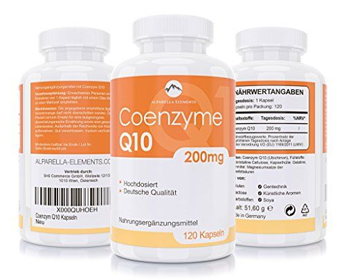 photo Wallpaper of -Coenzima Q10 En Cápsulas – 120 Unidades De 200 Mg –-