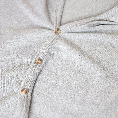 photo Wallpaper of Jaetech House-Baby Stilltuch/Stillschal Weich Atmungsaktiv Premium Still Abdeckung 100% Reine Baumwolle, 100 × 70 Cm,-grau