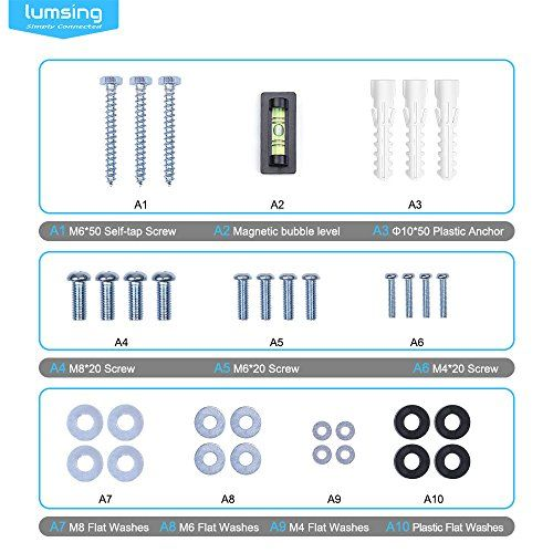 photo Wallpaper of Lumsing®-Wandhalterung, Lumsing 10