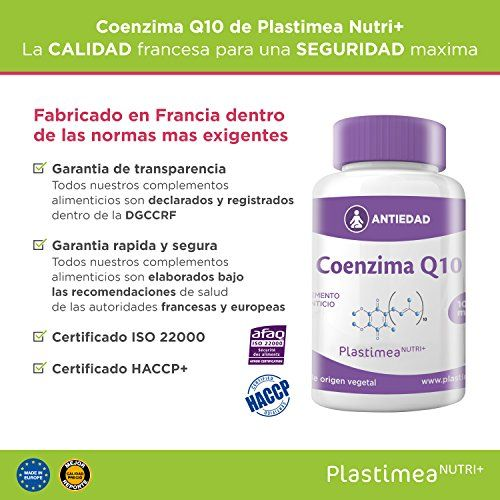 photo Wallpaper of Plastimea Nutri +-COENZIMA Q10 • Protección Celular ANTIEDAD • Tratamiento X 4-
