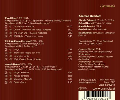 photo Wallpaper of GRAMOLA-Streichquartett 2/2/Lerchenqua-
