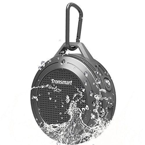 photo Wallpaper of Tronsmart-Bluetooth Lautsprecher Wasserdicht,Tronsmart Element T4 Bluetooth 4.2 Wirless Speaker Tragbar Mini-Grau