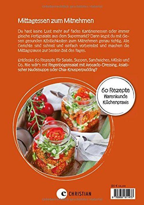 photo Wallpaper of -Essen Zum Mitnehmen: Lunch To Go. Koch Dich Glücklich. 60 Geniale Rezepte Für-