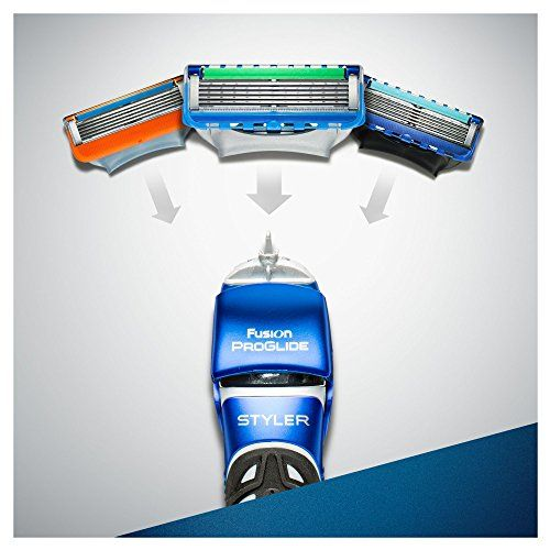 photo Wallpaper of Gillette-Gillette Fusion ProGlide 3 en 1 Styler, Recortadora Y Afeitadora-