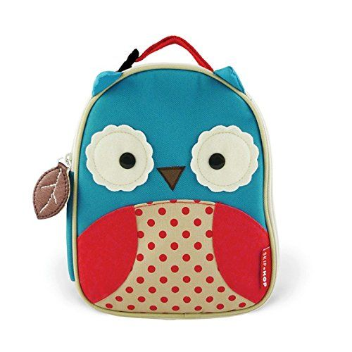 photo Wallpaper of Skip Hop-Skip Hop Zoo Lunchies Owl   Mochila Para Merienda-Azul