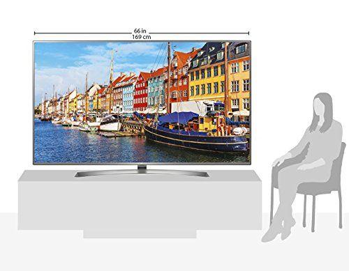 photo Wallpaper of LG Electronics-LG 75UJ675V 189 Cm (75 Zoll) Fernseher (Ultra HD, Triple-Titan/schwarz/silber