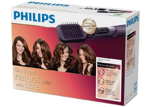photo Wallpaper of Philips-Philips HP8656/00   ProCare Moldeador HP8656-Morado