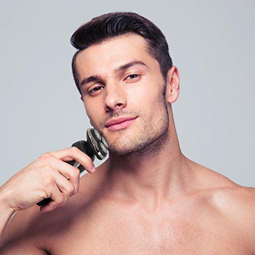 photo Wallpaper of SURKER-SURKER 3 En 1 Máquina De Afeitar Barba Recortadora Afeitadoras Eléctricas Multifunción-