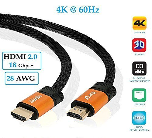 photo Wallpaper of IBRA-Ultra HD 4k HDMI Kabel 1.4a / 2.0 High Speed With Ethernet Neues-