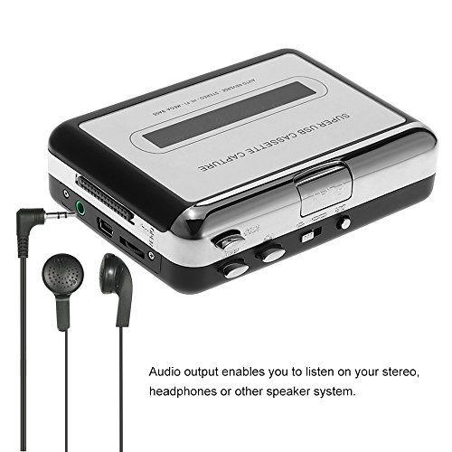 photo Wallpaper of Docooler-Docooler Tragbare Kassettenspieler   Portable Tape Player Captures Kassettenrekorder über-Type 1