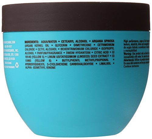 photo Wallpaper of Moroccanoil-Moroccanoil Hydration Mascarilla Hidratante Intensa   500 Ml-azul