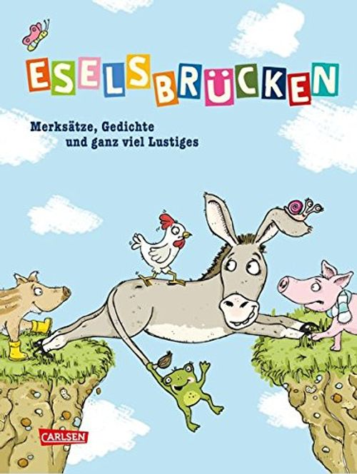 photo Wallpaper of Carlsen Verlag GmbH-Eselsbrücken: Merksätze, Gedichte Und Ganz Viel Lustiges-