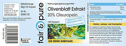 photo Wallpaper of fair & pure-Extracto De Hojas De Olivos   20% De Oleuropeína  -