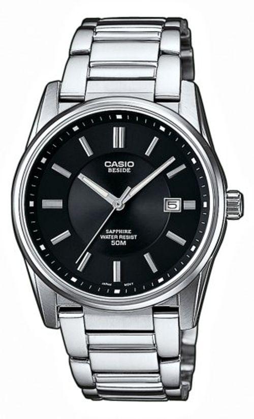 photo Wallpaper of Casio-Casio Collection Herren Armbanduhr BEM 111D 1AVEF-Schwarz