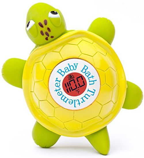 photo Wallpaper of Ozeri-Ozeri Turtlemeter  Tortuga Flotante De Juguete Para El Baño Del-