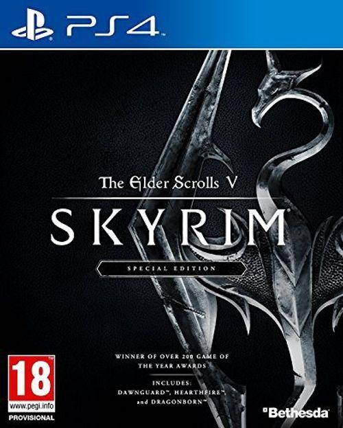 photo Wallpaper of -The Elder Scrolls V: Skyrim   Special Edition   PlayStation-