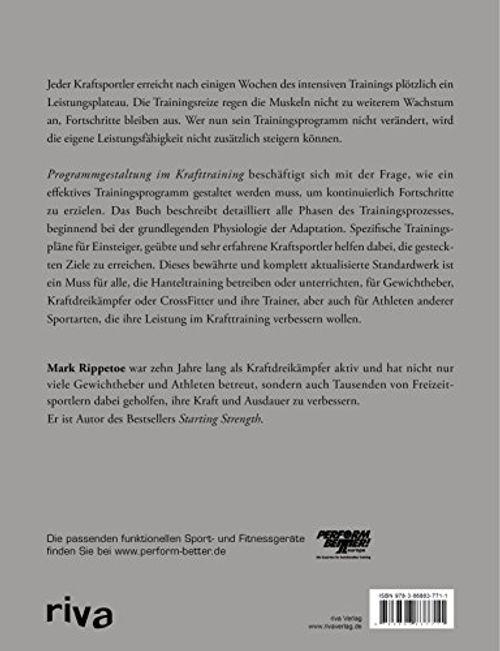 photo Wallpaper of Riva-Programmgestaltung Im Krafttraining--