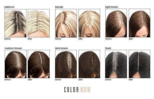 photo Wallpaper of COLOR WOW-Color Wow Root Cover Up For Blonde Hair-Rubio claro