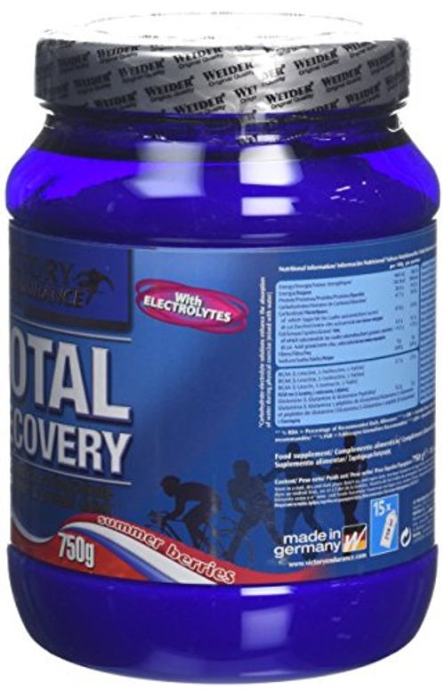 photo Wallpaper of Weider-Weider Victory Endurance, Total Recovery, Bayas Del Verano   750 Gr-