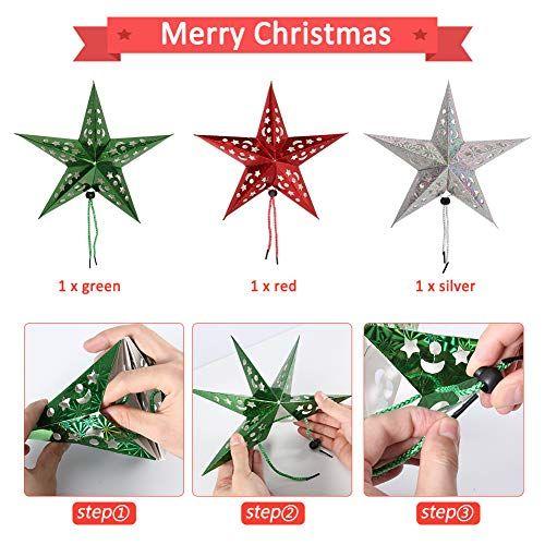 photo Wallpaper of Delicacy-Delicacy Weihnachten Dekoration Set, 25 Pcs Dekorationen Frohe Weihnachten Girlande Banner Mit Schneeflocken Schneemann-