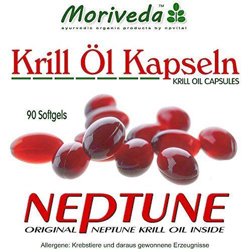 photo Wallpaper of MoriVeda-El Aceite De Krill 450 Cápsulas Con Prima De Aceite De Krill-