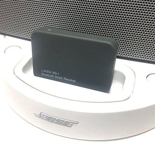 photo Wallpaper of LAYEN-LAYEN BS 1 Bluetooth Empfangsadapter Für Audio Einzelreceiver, Um Ihre Bose Serie 1 Oder-Grau