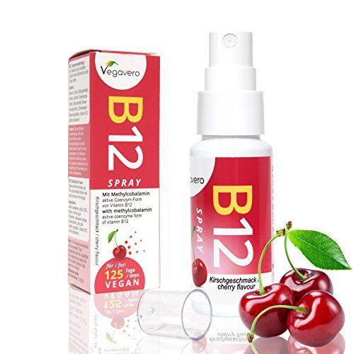 photo Wallpaper of Vegavero-Vitamina B12 Spray | 25 Ml | Alternativa Perfecta A Las Pastillas |-