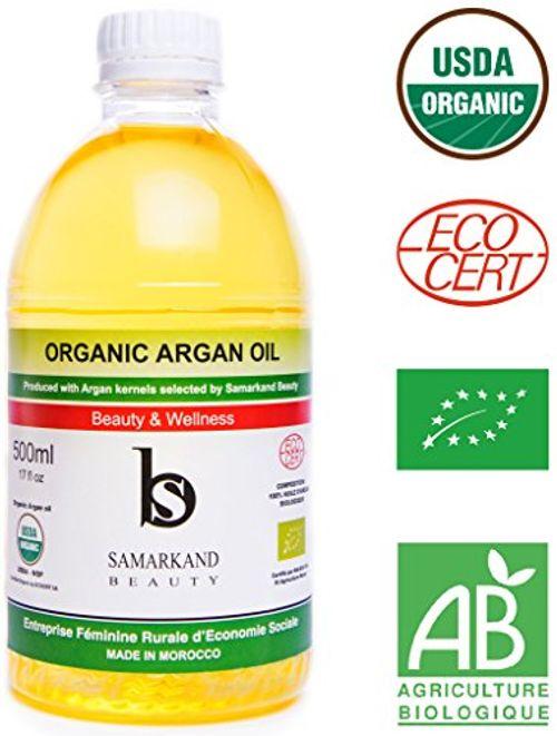 photo Wallpaper of Samarkand-500 Ml Aceite De Argán BIO 100% Puro ConCertificado Ecológico EcocertPrimera-