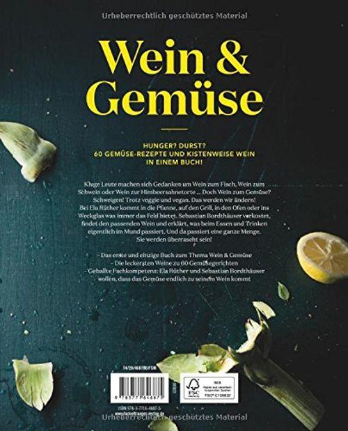 photo Wallpaper of Fackelträger Verlag-Wein & Gemüse: Wein Food Pairing Für Gemüsefans-