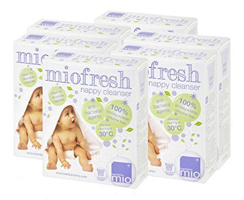 photo Wallpaper of Bambino Mio-Bambino Mio Miofresh   Desinfectante Para Ropa/pañales), 6 Unidades De-