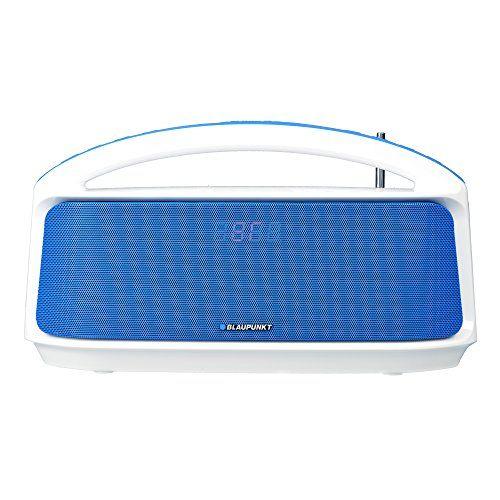 photo Wallpaper of Blaupunkt-BLAUPUNKT BT 55 BL Stereo Bluetooth Boombox Mit UKW Radio (30 Watt, USB-Blau